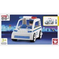 Igráček Policajné auto s policajtom