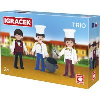 Igráček Trio varenie