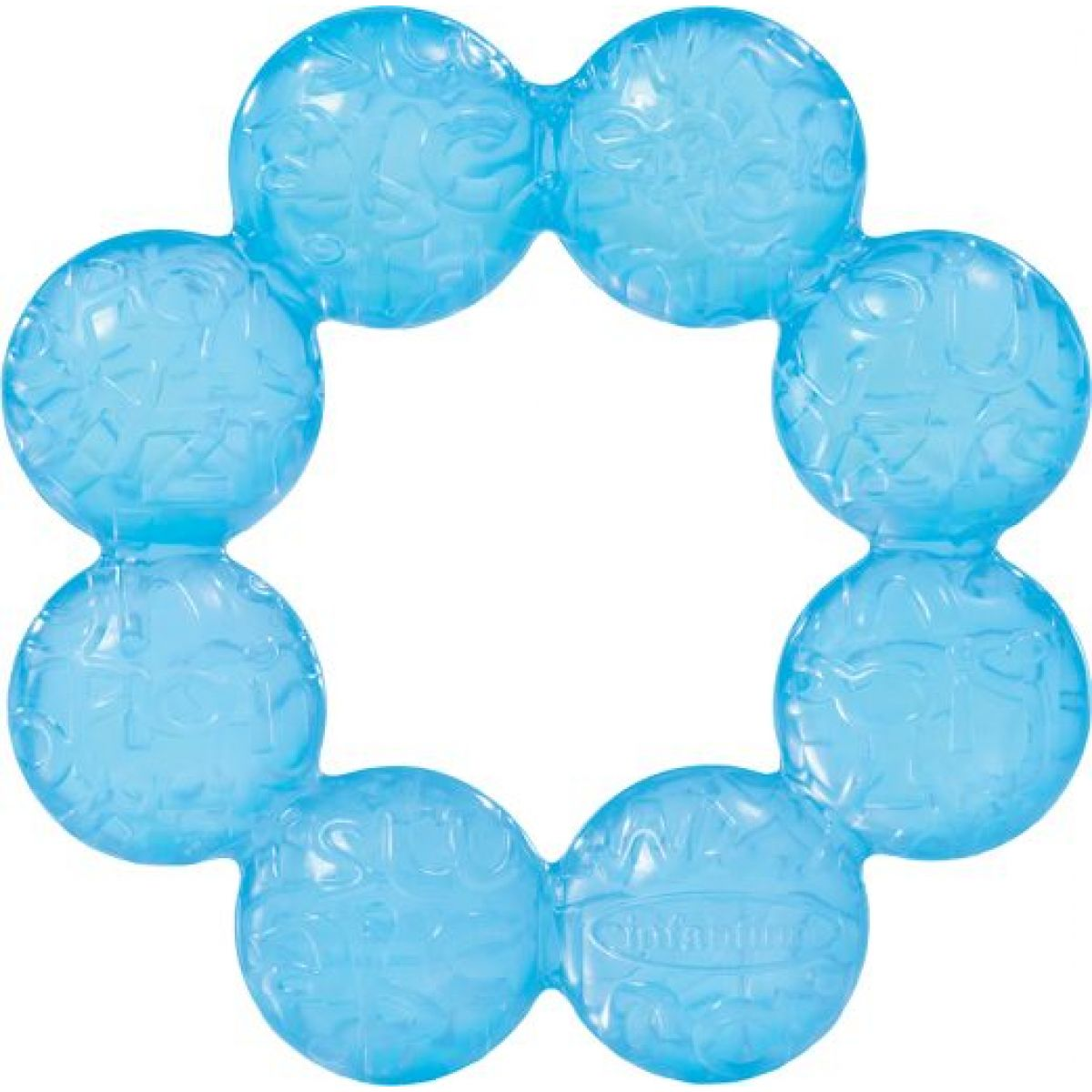 Infantino Chladiace hryzátko modré