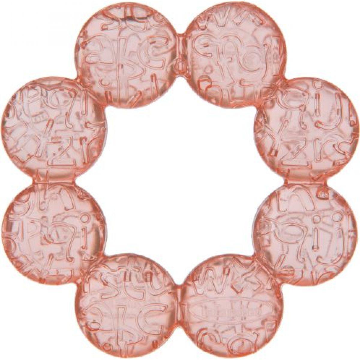 Infantino Chladiace hryzátko ružové