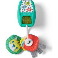 Infantino Kľúče k autu so zvukmi a svetielkom