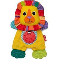 Infantino Maznáčik levík s hryzátkom