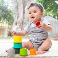 Infantino Stohovacie kelímky 3