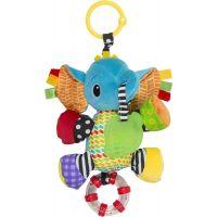 Infantino Závesný Slon s aktivitami