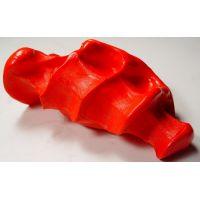 Inteligentní plastelína Červená 2