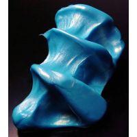 Inteligentna plastelína Elektrická modrá 2
