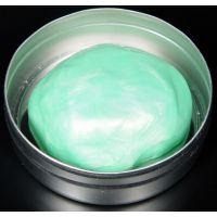 Inteligentna plastelína Elektrická zelená 3