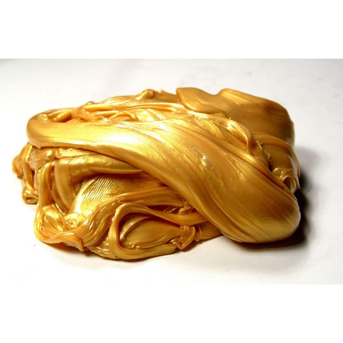 Inteligentna plastelína Oslnivá zlatá