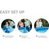 Intex Easy set 396 x 84 cm 28142 4