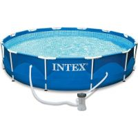 Intex 28202 Bazén kruhový s konštrukciou 305 x 76 cm