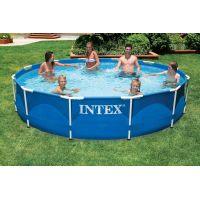 Intex 28210NP Bazén s kovovým rámom 3,66 m x 76 cm 2