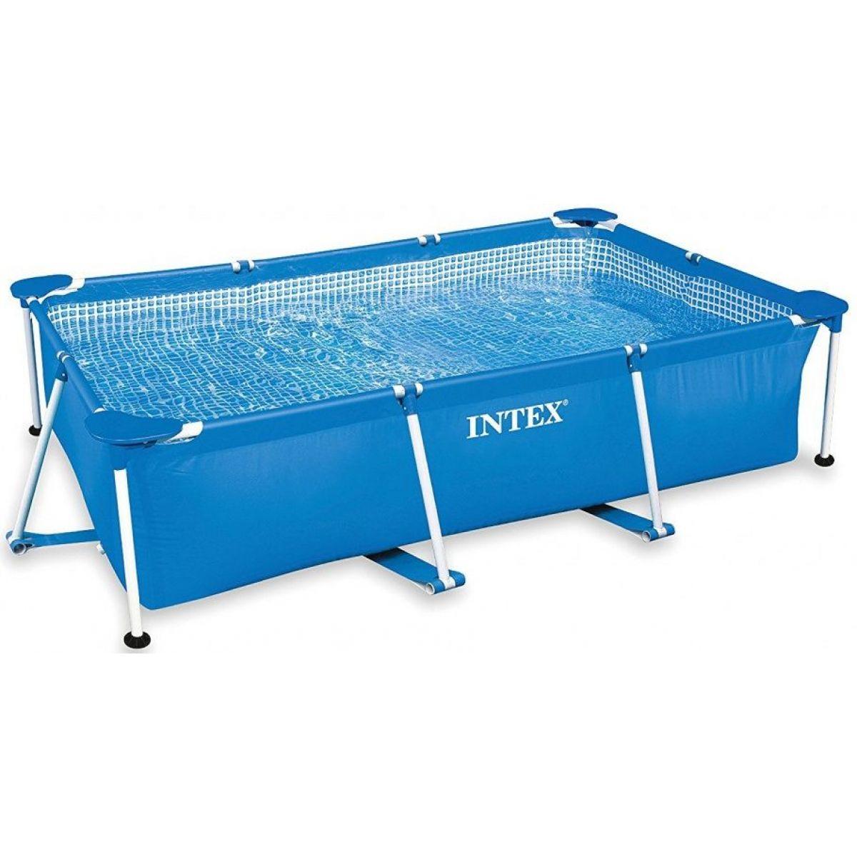 Intex 28271 Bazén obdĺžnikový s konštrukciou 260 x 160 x 65 cm