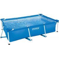 Intex 28272 Bazén obdĺžnikový s konštrukciou 300 x 200 x 75 cm
