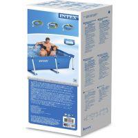 Intex 28272 Bazén obdĺžnikový s konštrukciou 300 x 200 x 75 cm 6