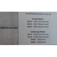 Intex 28504 LED svetlo do vírivky multifarebné hydroelektrické 4