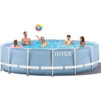 Intex 28728 Bazén Prism Frame s příslušenstvím 457 x 84 cm 2