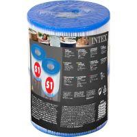 Intex 29001 Náplň do filtra pre Pure spa 2
