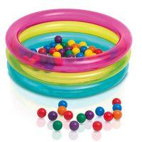 Intex 48674 Nafukovací bazén s loptičkami