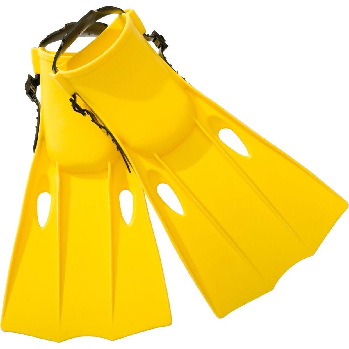 Intex 55936 Plavecké plutvy veľ. 35-37 žlté