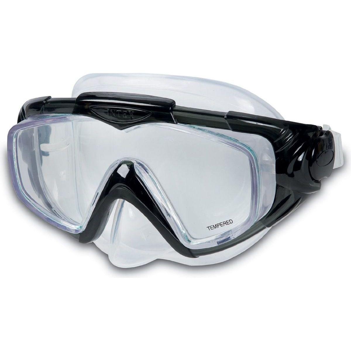 Intex 55981 Potápačské okuliare Aqua - Čierna