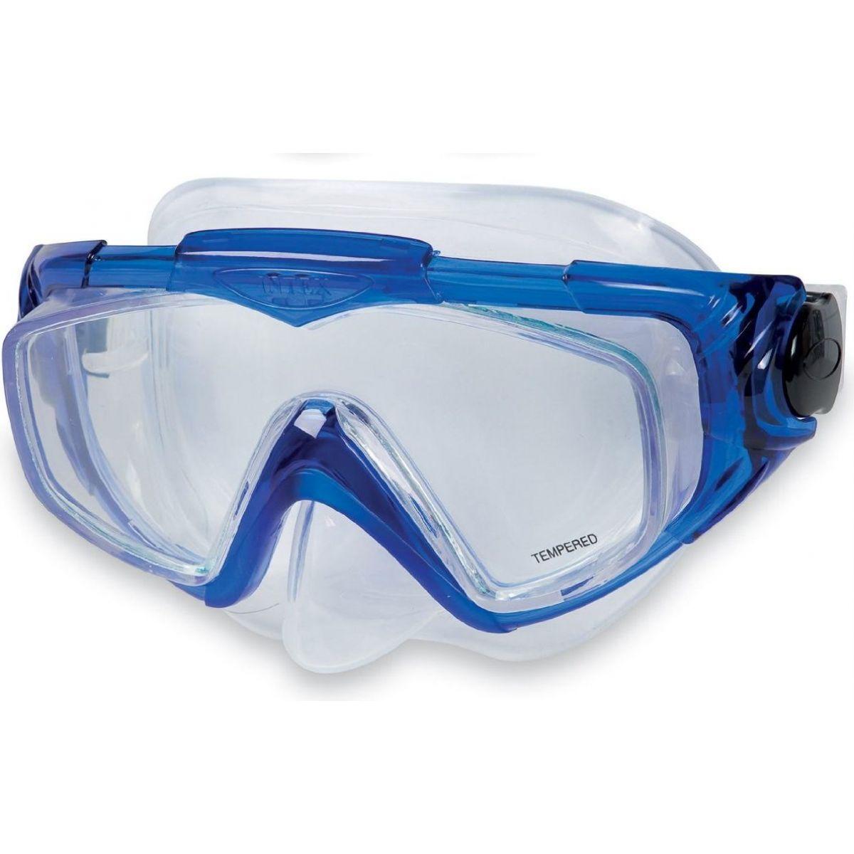 Intex 55981 Potápačské okuliare Aqua - Modrá