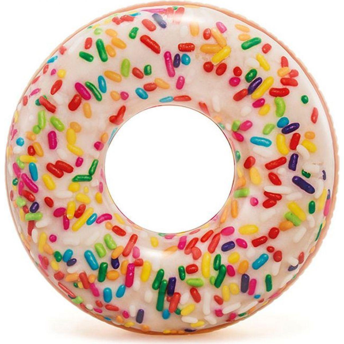 Intex 56263 Nafukovací kruh Donut s posypom