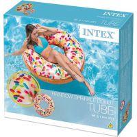 Intex 56263 Nafukovací kruh Donut s posypom 3