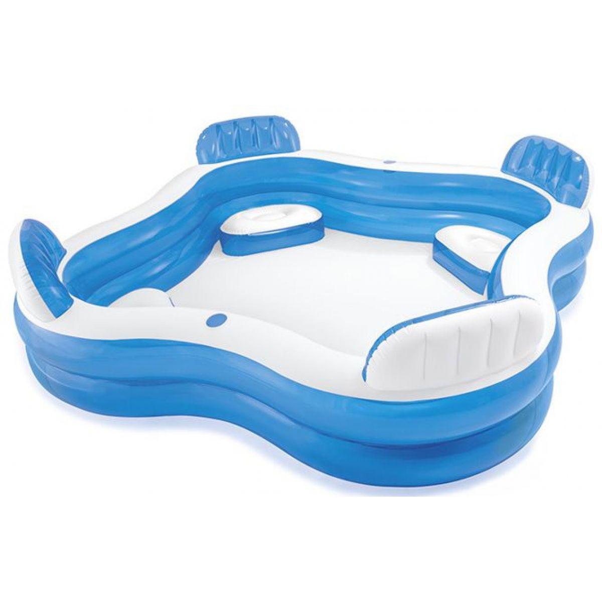 Intex 56475 Rodinný bazén s kresielkami - Poškodený obal