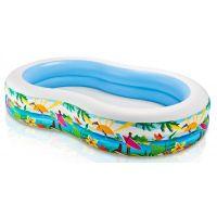 Intex 56490 Bazén rajská lagúna 262x160 cm