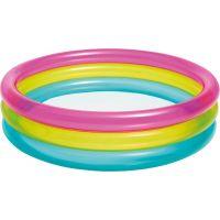 Intex 57104 Bazén kruhový priehľadný 86 x 25 cm