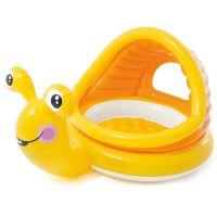 Intex 57124 Detský bazénik nafukovací slimák