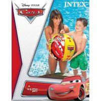 Intex 58053 Lopta Cars 61 cm kockovaná 3