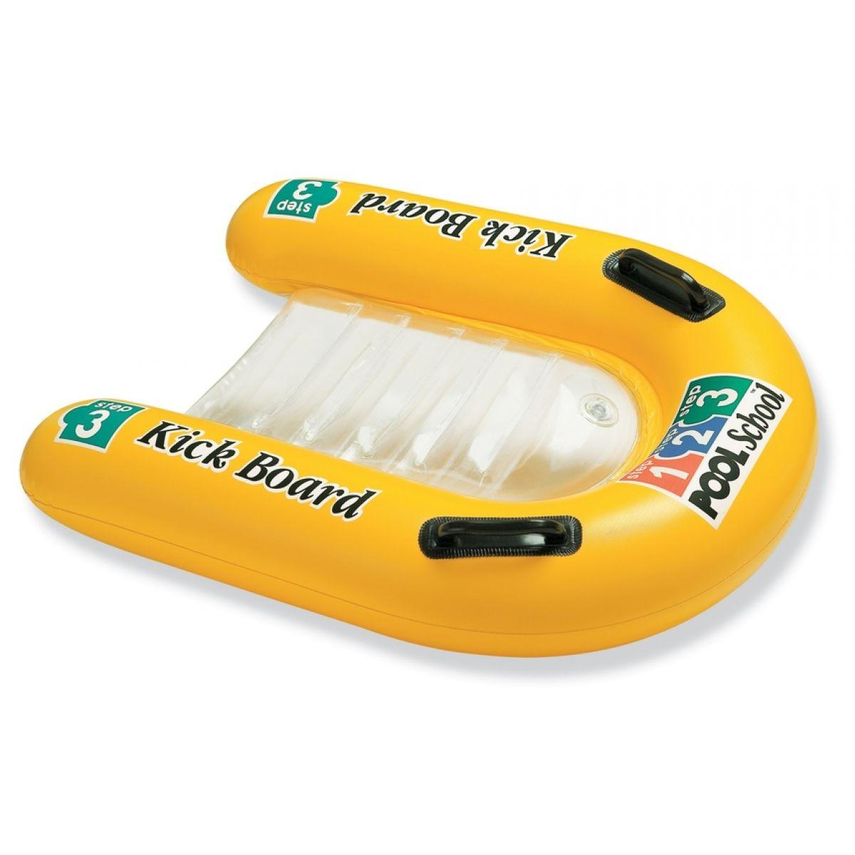 Intex 58167 Nafukovacie plávacie doska Pool School 81x76cm