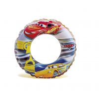 Intex 58260 Cars Nafukovací kruh 51 cm Blesk McQueen a Dinoco
