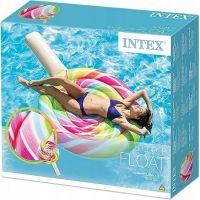 Intex 58753 Nafukovacie lehátko lízatko 4