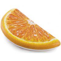 Intex 58763 Nafukovací plátok pomaranča