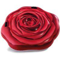 Intex 58783 Nafukovacie lehátko Červená ruža