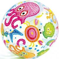 Intex 59040 Nafukovacia lopta farebná 51 cm Chobotnica