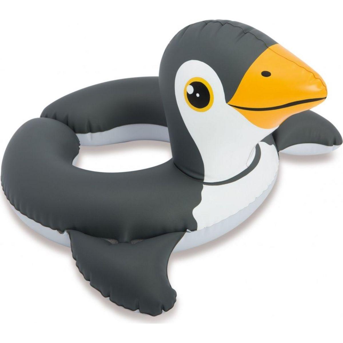 Intex 59220 Plávacie kruh Zvieratko 77cm Tučniak