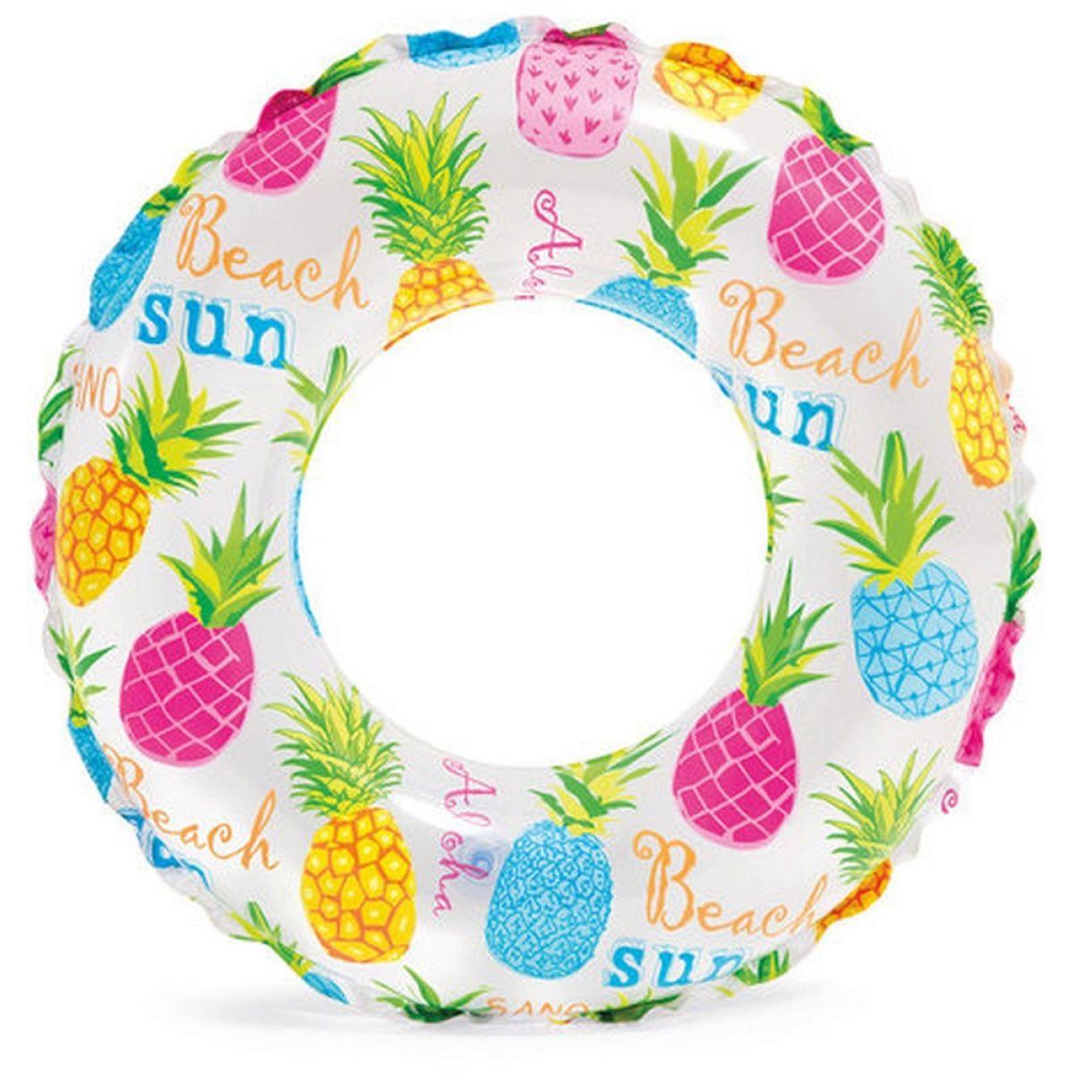 Intex 59230 Plávacie kruh 51cm ananás