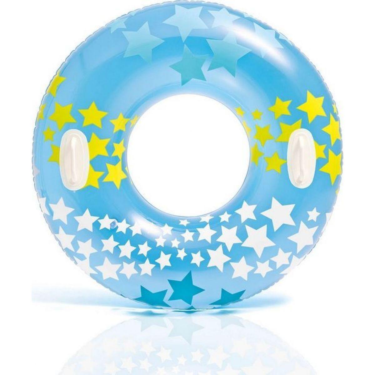 Intex 59256NP Kruh plávacie Modrý
