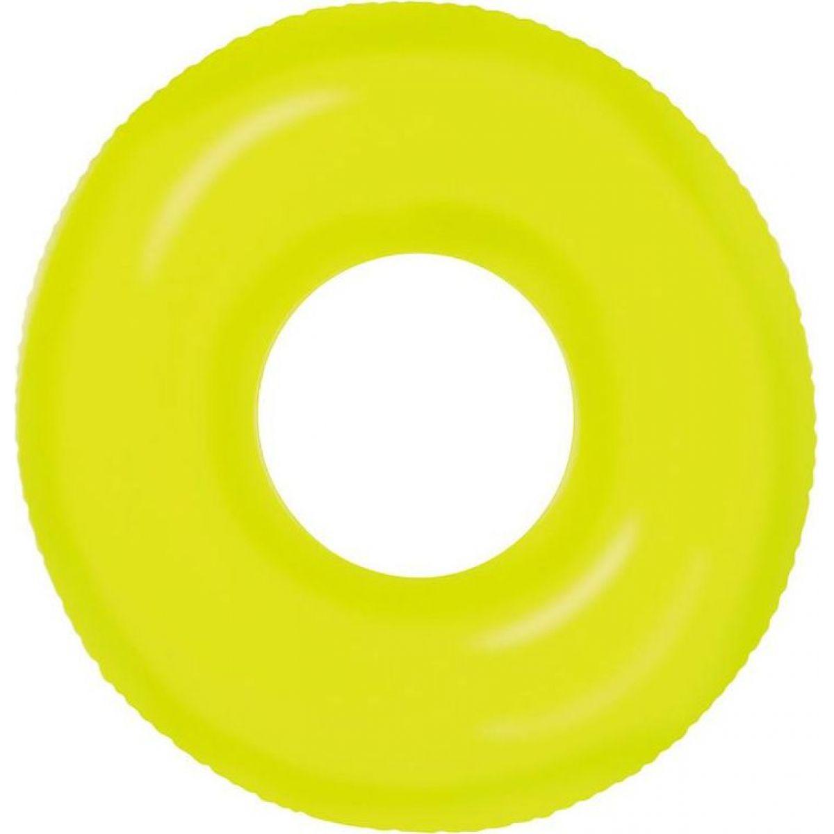 Intex 59262 Plávacie kruh Neon Frost 91cm Žltá