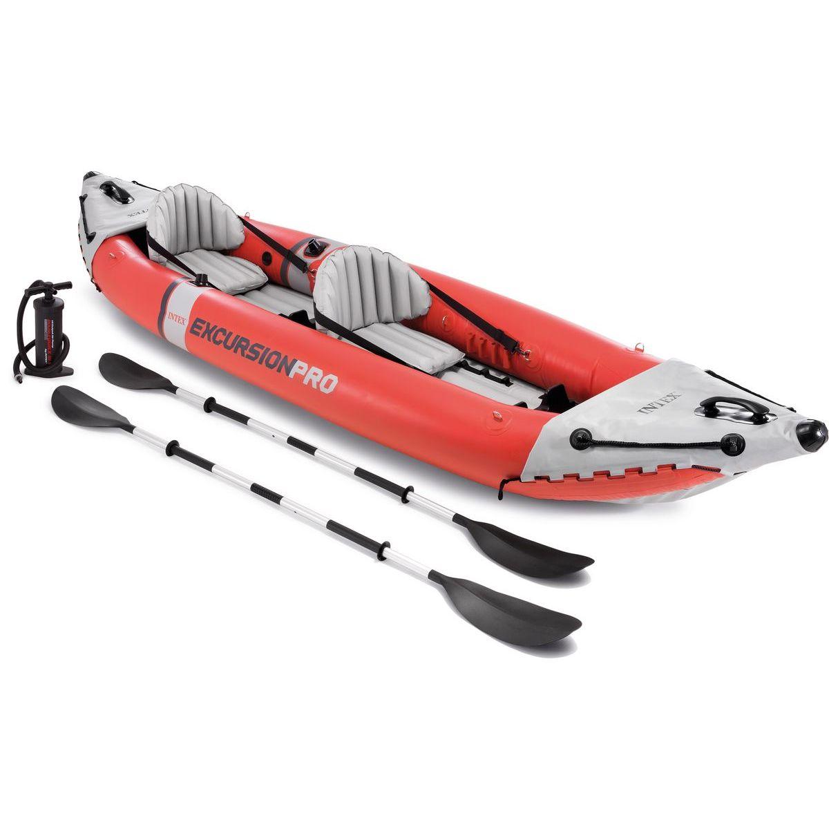 Intex 68309 Nafukovacie kanoe Excursion Pro