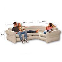 Intex 68575 Nafukovacie rohová sedačka 4