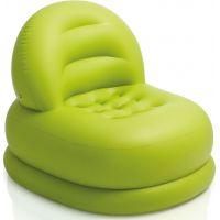 Intex 68592 Nafukovacie kreslo Zelená