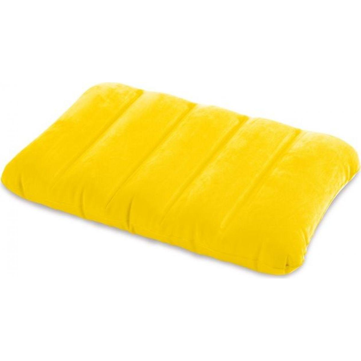 Intex 68676 Nafukovací vankúš Žltá