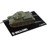 Italeri Easy to Build World of Tanks 34102 T 34 85 1:72 2