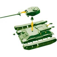 Italeri Easy to Build World of Tanks 34102 T 34 85 1:72 6