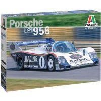 Italeri Model Kit auto 3648 Porsche 956 1:24