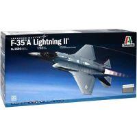 Italeri Model Kit lietadlo 2506 F-35A LIGHTNING II 1:32